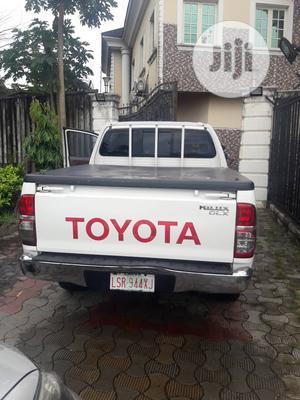 Toyota Hilux 2013 SR5 4x4 White   Cars for sale in Lagos State, Amuwo-Odofin