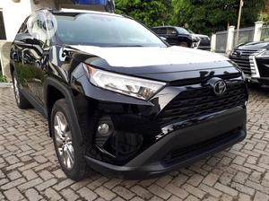 New Toyota RAV4 2020 Limited AWD Black | Cars for sale in Lagos State, Amuwo-Odofin