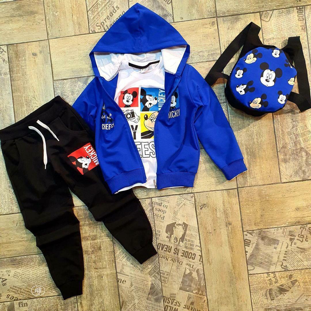Quality Kids Hooded Sweat Shirt and Pants ( Turkey) #11