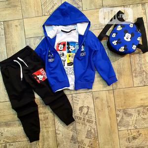 Quality Kids Hooded Sweat Shirt and Pants ( Turkey) #11   Children's Clothing for sale in Abuja (FCT) State, Gwarinpa
