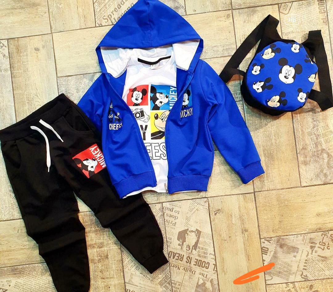 Quality Kids Hooded Sweat Shirt and Pants ( Turkey) #11 | Children's Clothing for sale in Gwarinpa, Abuja (FCT) State, Nigeria