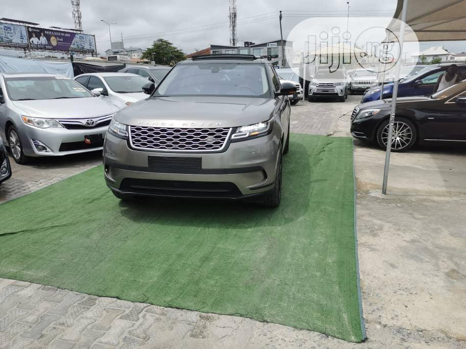 Land Rover Range Rover Velar 2018 P250 SE R-Dynamic 4x4 Gray