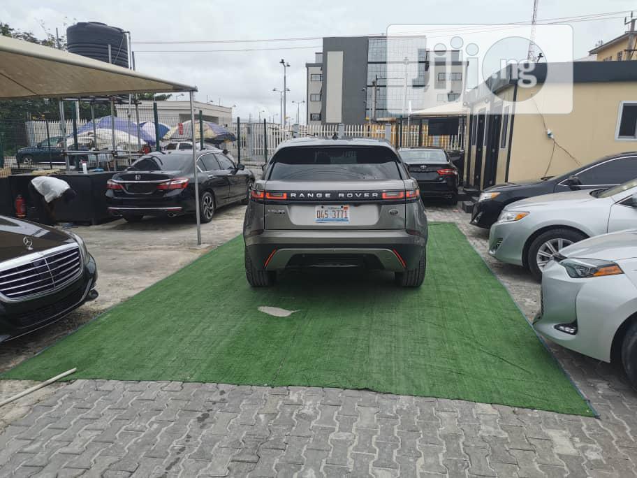 Land Rover Range Rover Velar 2018 P250 SE R-Dynamic 4x4 Gray | Cars for sale in Amuwo-Odofin, Lagos State, Nigeria