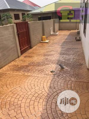 Stamped Concrete Flo | Building & Trades Services for sale in Lagos State, Lekki