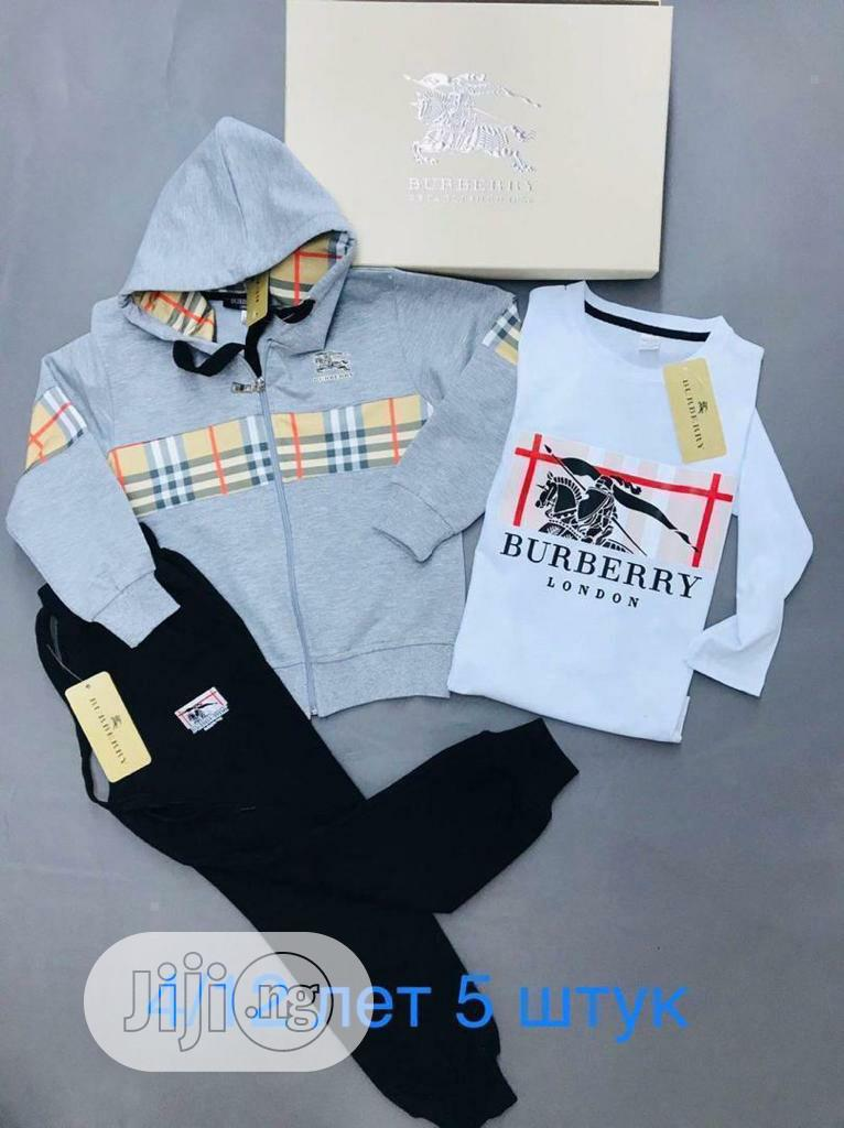 Quality Hooded Kids Sweatshirt and Pants #11 | Children's Clothing for sale in Gwarinpa, Abuja (FCT) State, Nigeria