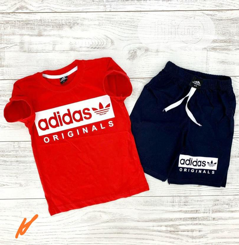 Quality Kids Polo Top and Shorts # 11   Children's Clothing for sale in Gwarinpa, Abuja (FCT) State, Nigeria