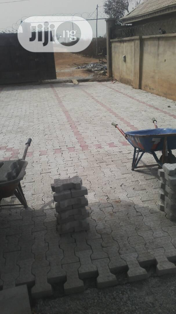 Interlocking Pavers | Landscaping & Gardening Services for sale in Gwarinpa, Abuja (FCT) State, Nigeria