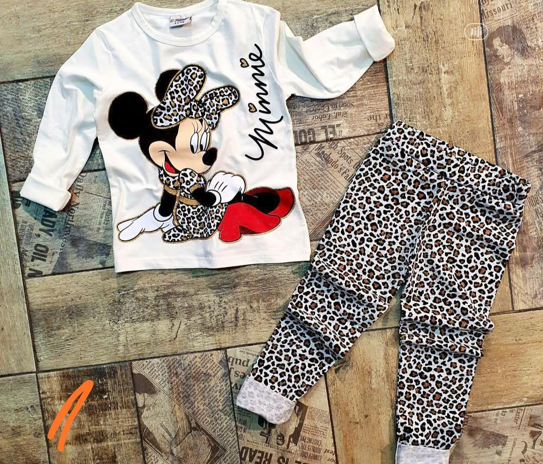 Quality Mickey Mouse Inspired Kids Too and Trousers #11