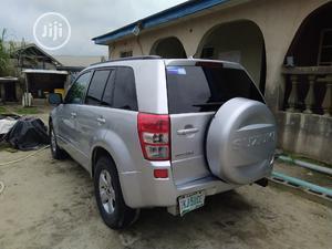 Suzuki Vitara 2008 Silver | Cars for sale in Lagos State, Ibeju