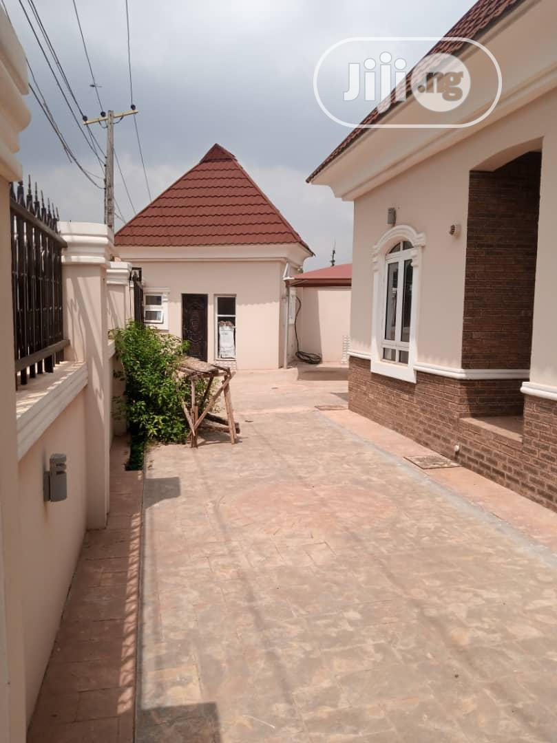 Tastefully Built 4 Bedroom Bungalow At Grammar School Ikorodu