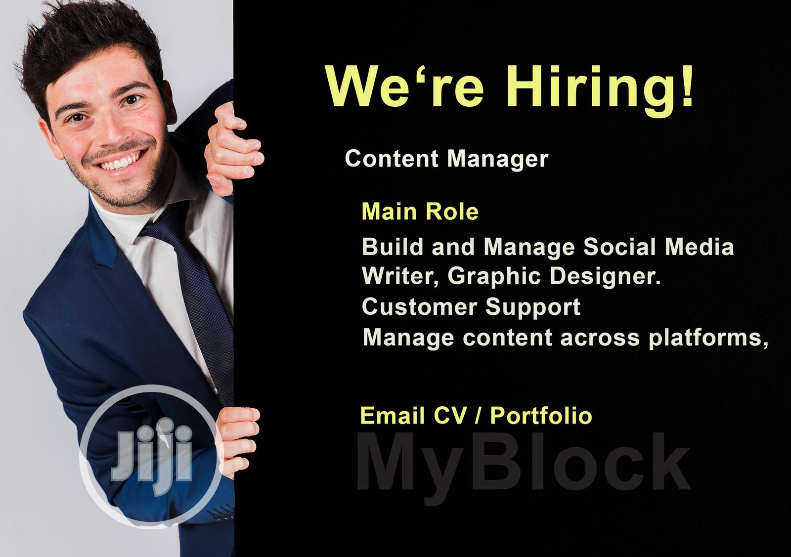 Archive: Content Manager