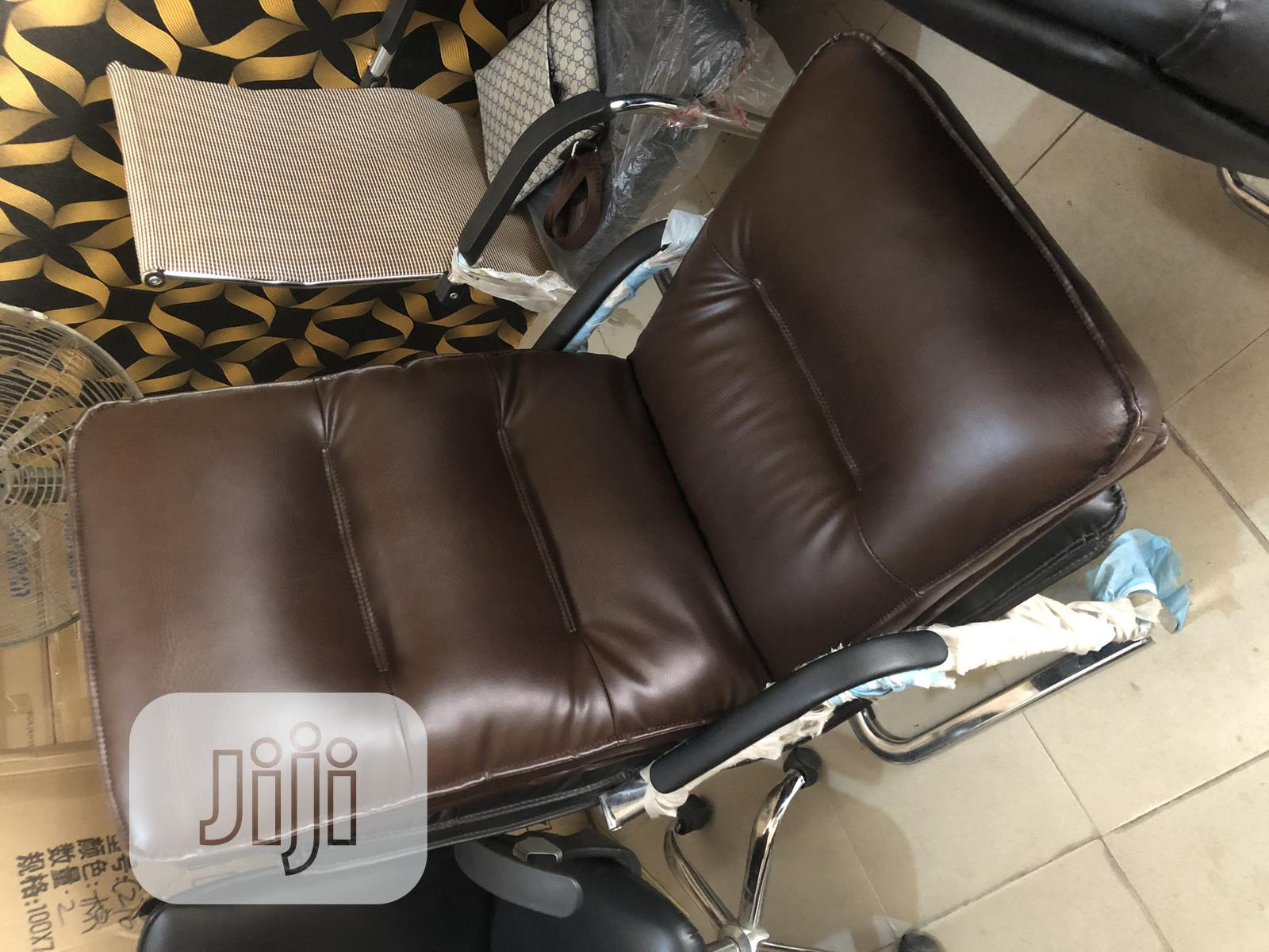 Archive: Coffee Brown Chair