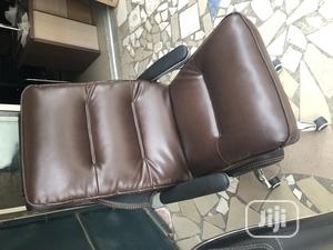 Coffee Brown Office Visitors Chair   Furniture for sale in Lagos State, Ojo
