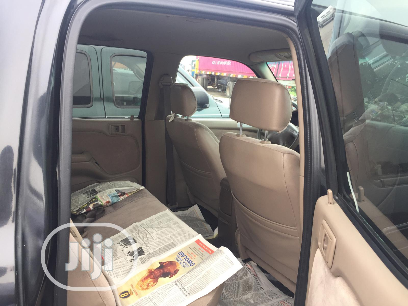 Toyota Tacoma 2003 Black | Cars for sale in Apapa, Lagos State, Nigeria