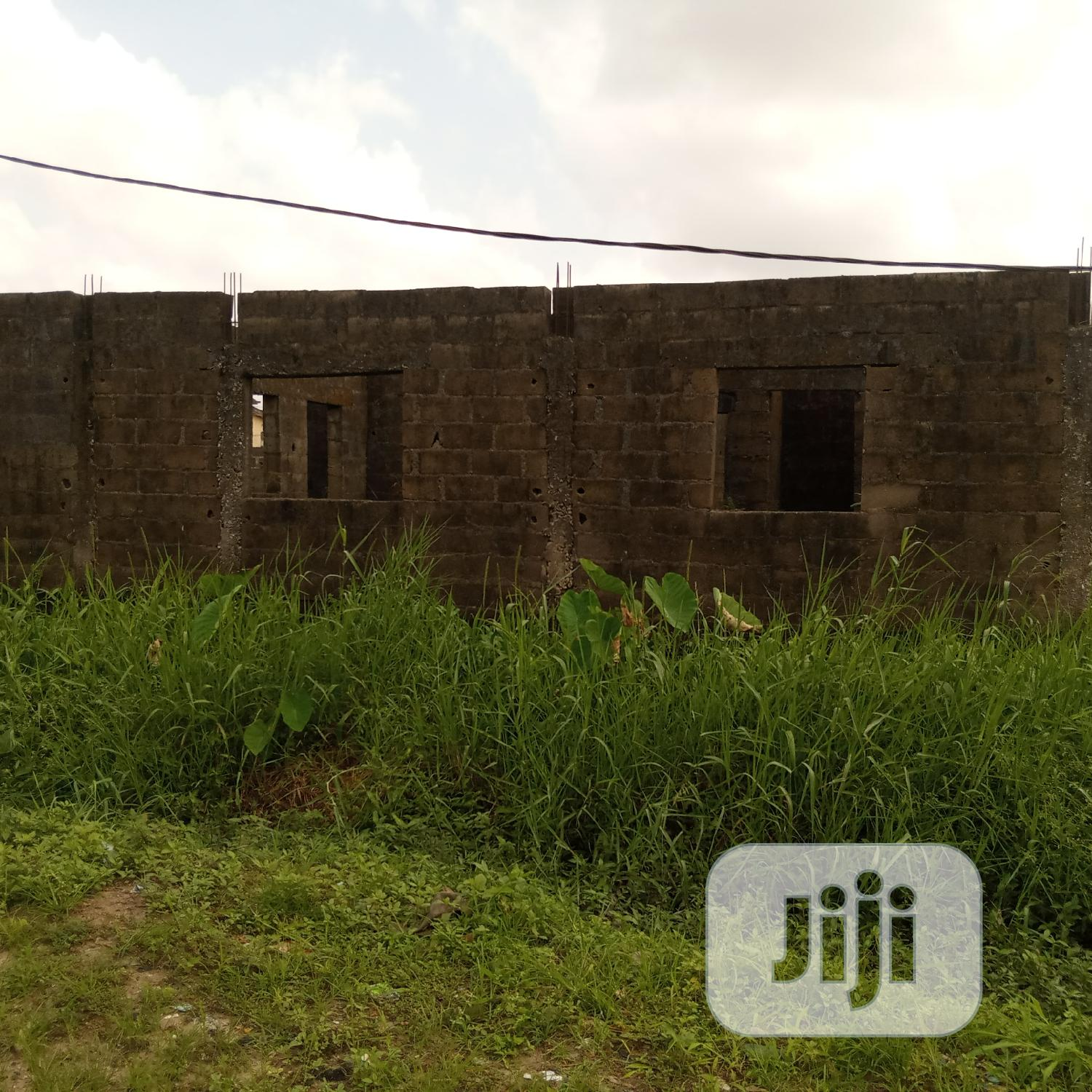 An Uncompleted 3 Bedroom Bungalow All Ensuite | Houses & Apartments For Sale for sale in Agege, Lagos State, Nigeria