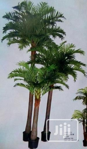 3.5 Metres Tall Artificial Palm Flower Plant   Garden for sale in Lagos State, Agege