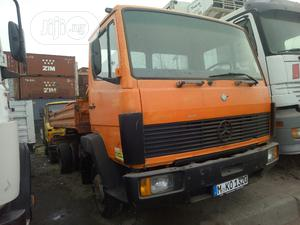 Mercedes Benz 709 Tipper Truck Tokunbo | Trucks & Trailers for sale in Lagos State, Apapa