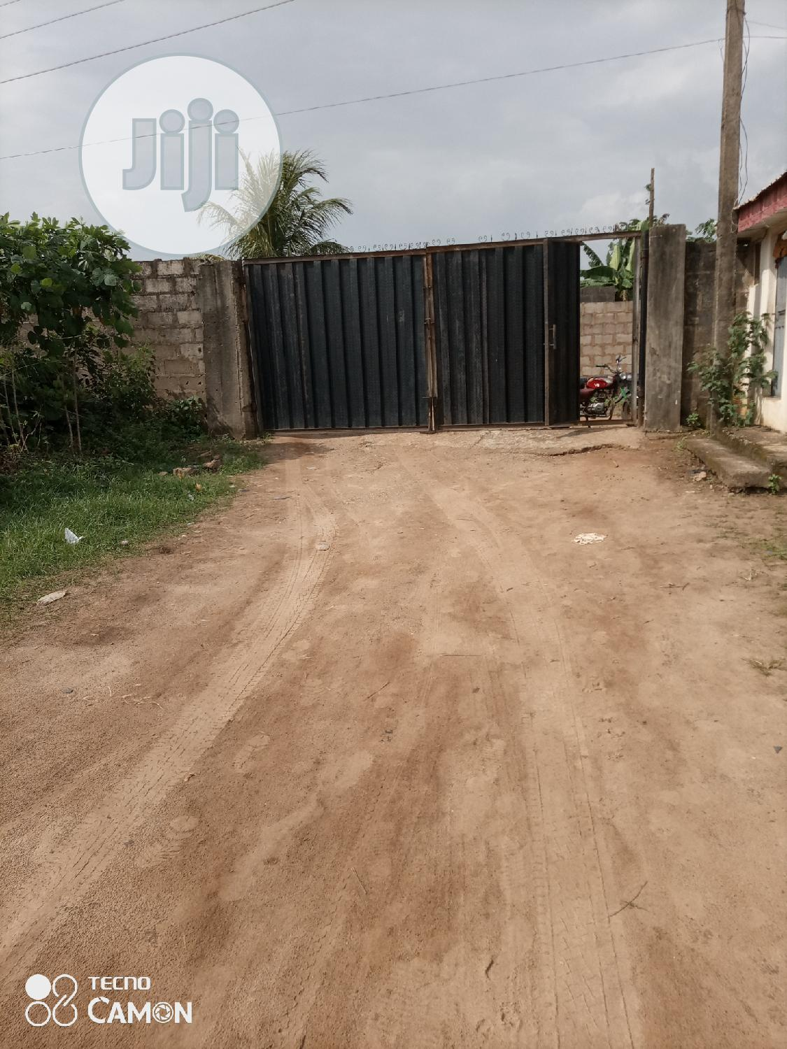 Half Plot of Land in a Gated Estate in Ayobo Ipaja Road Lags