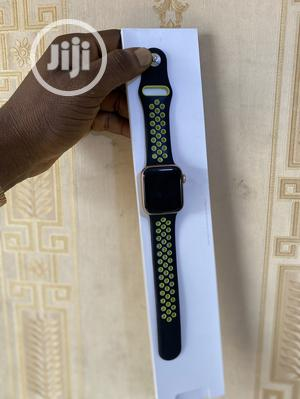 Apple Iwatch Series 5 40mm Rose Gold | Smart Watches & Trackers for sale in Lagos State, Ikeja
