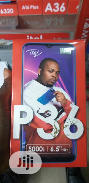 New Itel P36 16 GB Black | Mobile Phones for sale in Lagos State, Ikeja