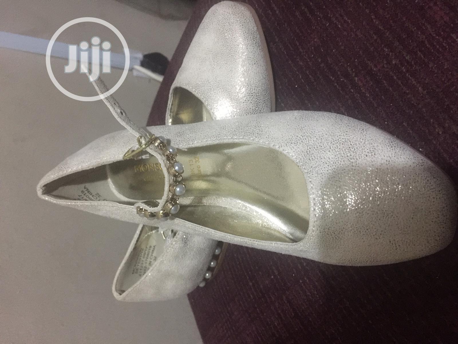 Archive: Girls Monsoon Heel Shoes