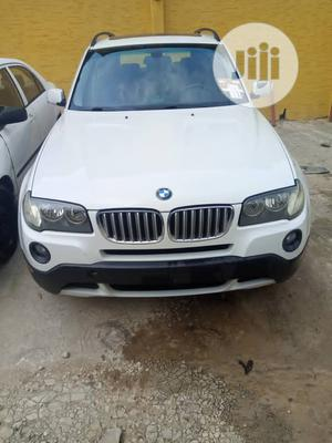 BMW X3 2007 3.0i Sport Automatic White   Cars for sale in Lagos State, Maryland