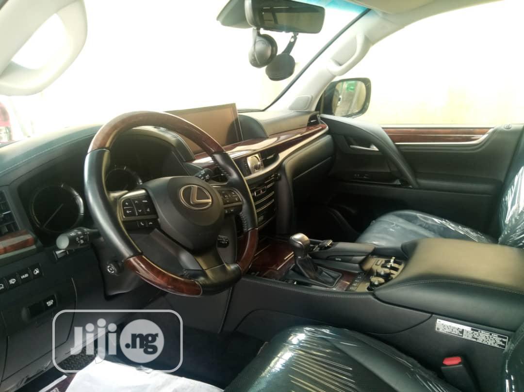 Lexus LX 2017 570 Base Black   Cars for sale in Amuwo-Odofin, Lagos State, Nigeria