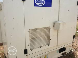 Clean 20kva Fgwilson Soundproof Diesel Generator   Electrical Equipment for sale in Abuja (FCT) State, Galadimawa