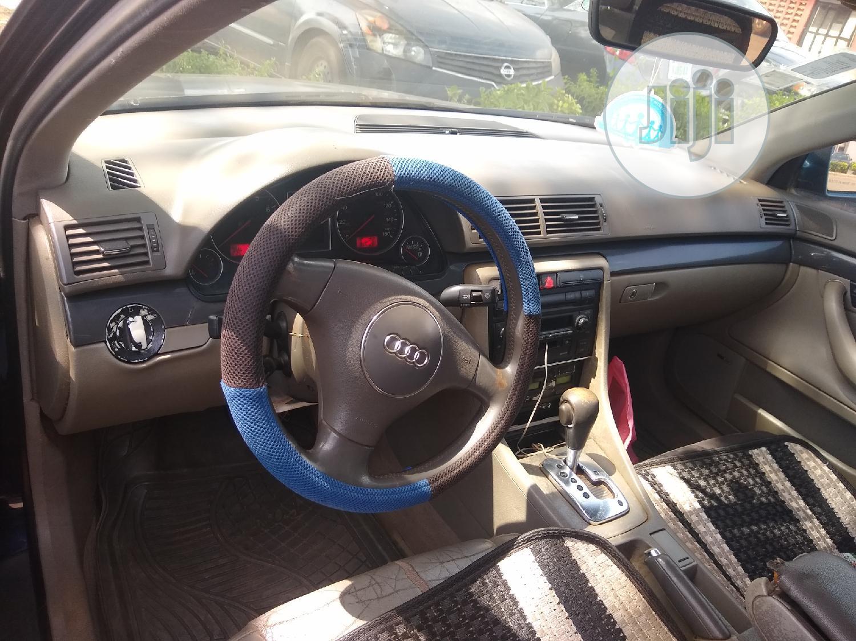 Archive: Audi A4 1.8 T 2005 Blue