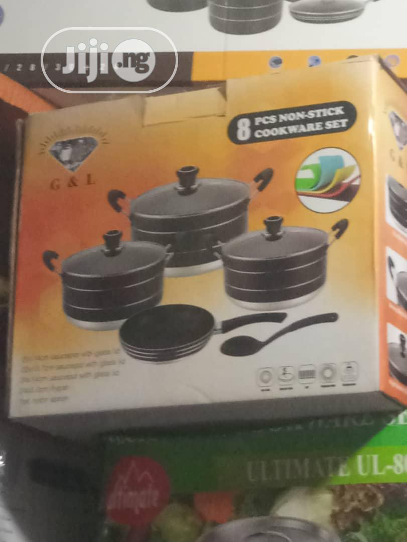 Archive: 4 Pcs Non Stick Cookware Set