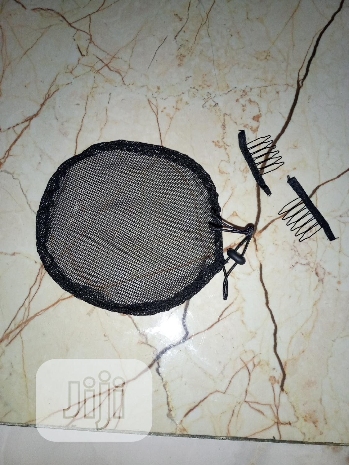 Pony Tail And Closure Net | Hair Beauty for sale in Amuwo-Odofin, Lagos State, Nigeria