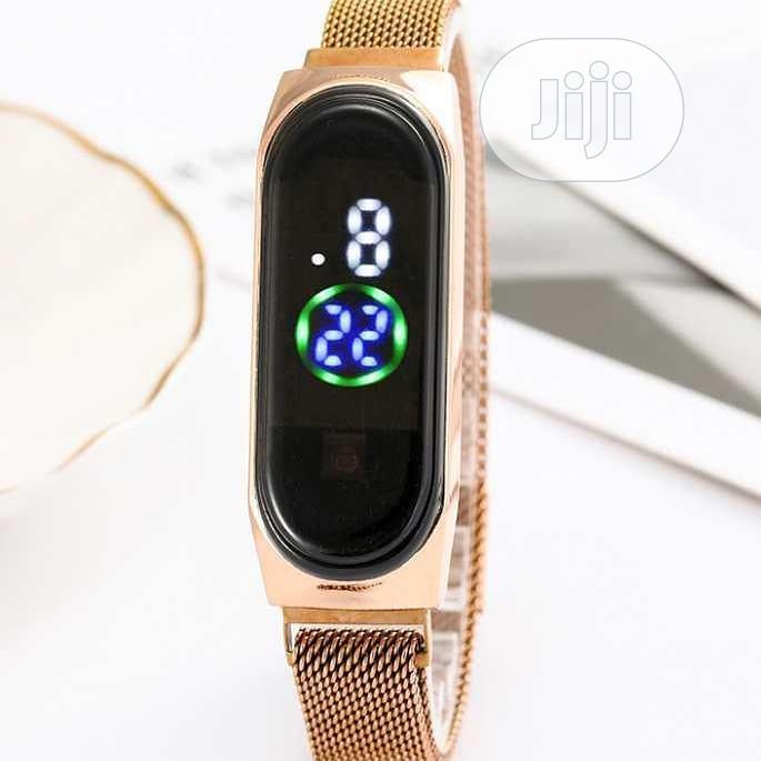 Screen Touch Wrist Watch