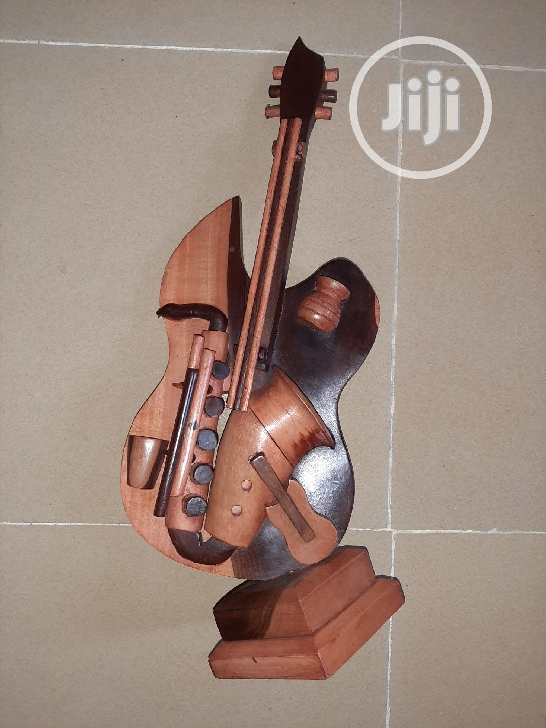 Guitar Shaped Artwork | Arts & Crafts for sale in Abule Egba, Lagos State, Nigeria