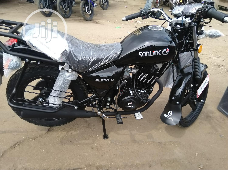 New Sonlink SL200-8B 2020 Black