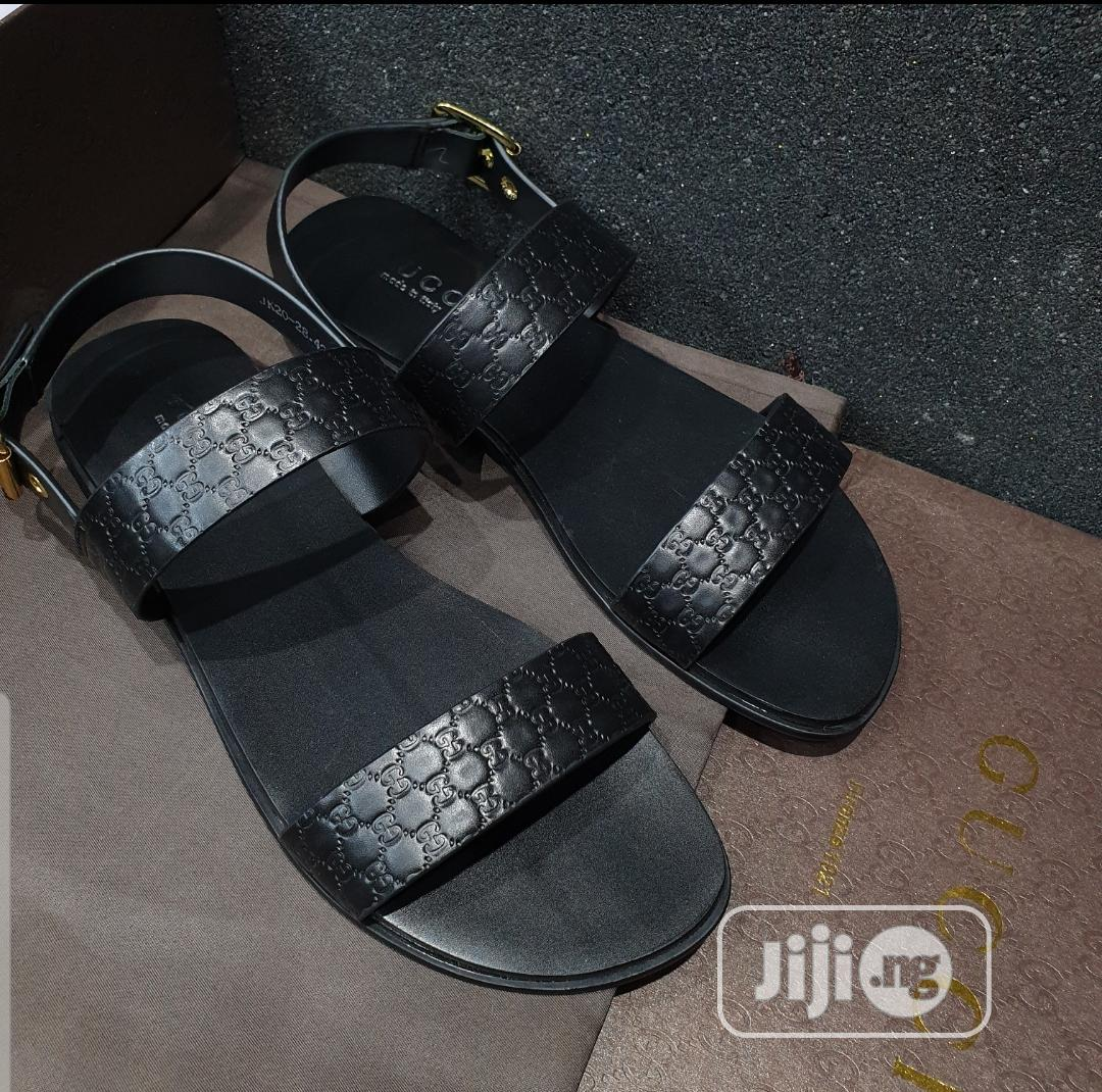 Hermes Leather Sandals | Shoes for sale in Lagos Island (Eko), Lagos State, Nigeria