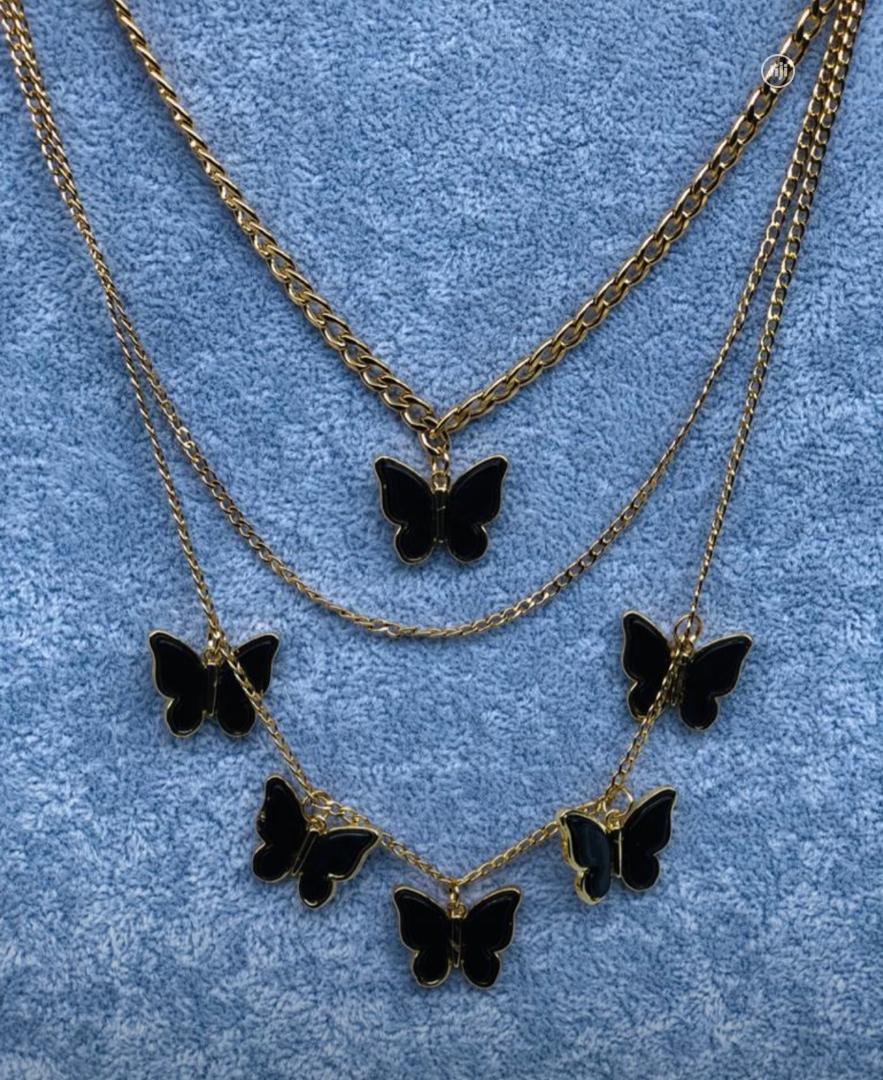Original Female Necklace