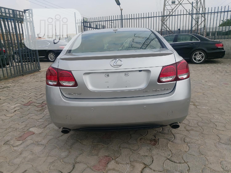 Lexus GS 350 AWD 2008 Silver | Cars for sale in Lekki, Lagos State, Nigeria