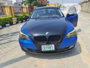 BMW 535i 2008 Blue | Cars for sale in Lagos State, Lekki