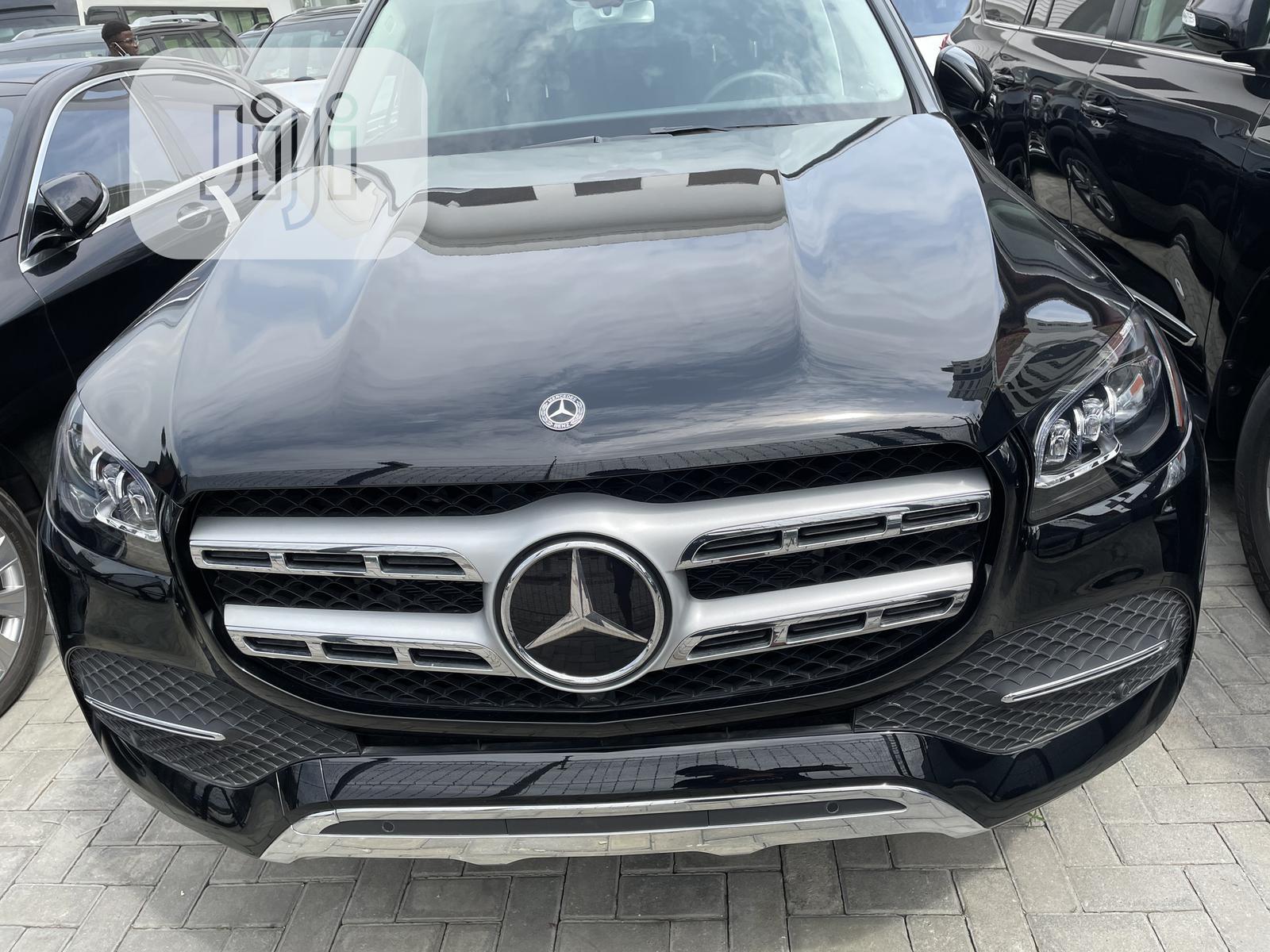 New Mercedes-Benz GLS-Class 2020 Black
