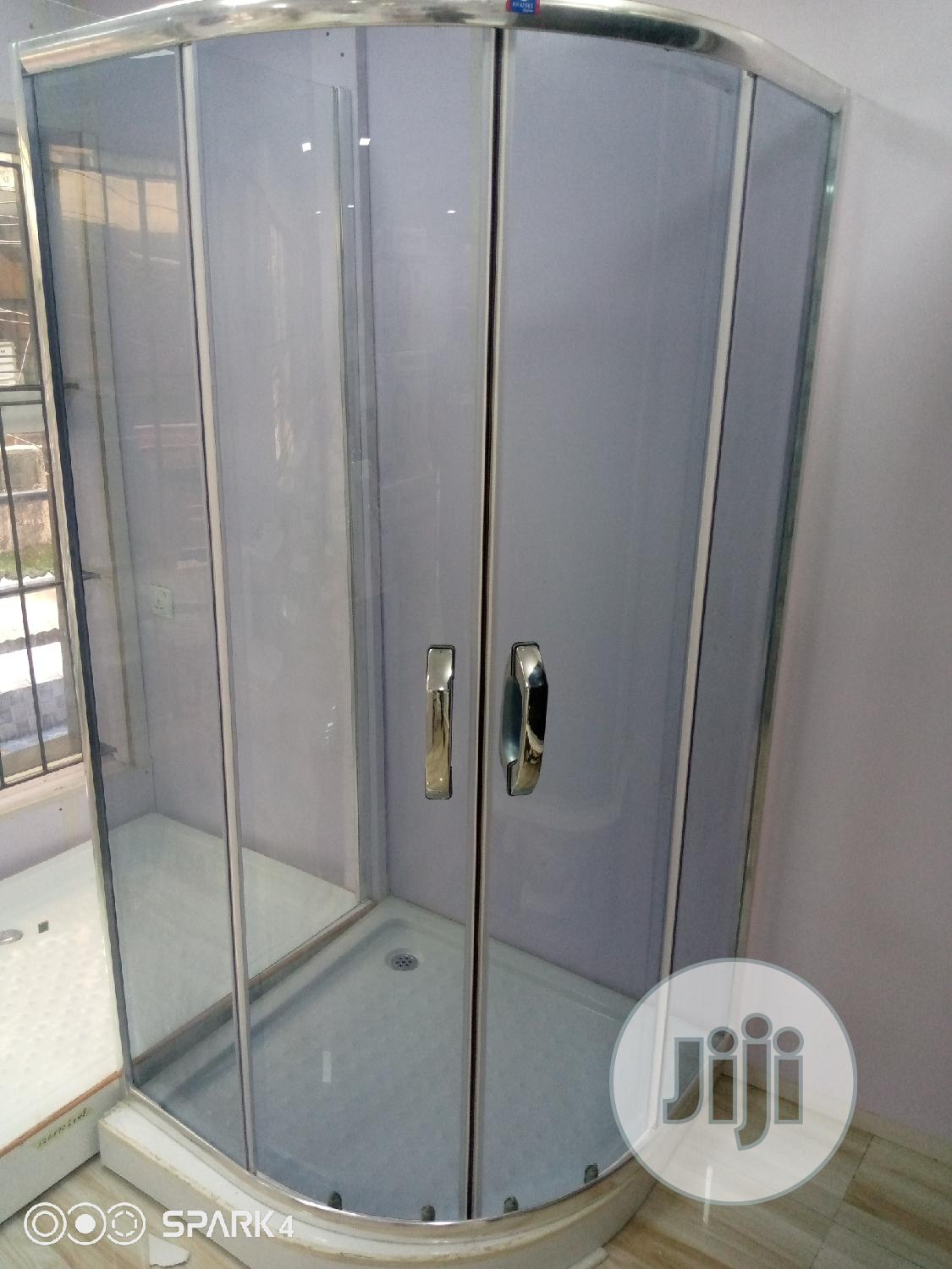 Shower Glass Cubicle
