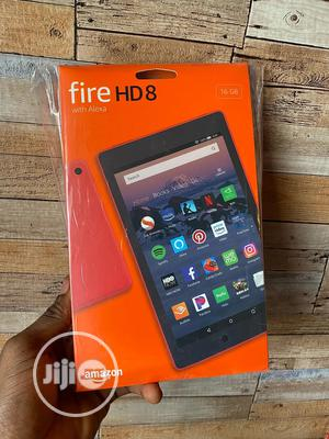 New Amazon Fire HD 8 16 GB Red | Tablets for sale in Lagos State, Ajah