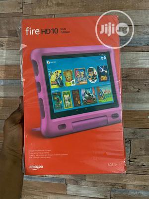 New Amazon Fire HD 10 32 GB Pink   Tablets for sale in Lagos State, Ajah
