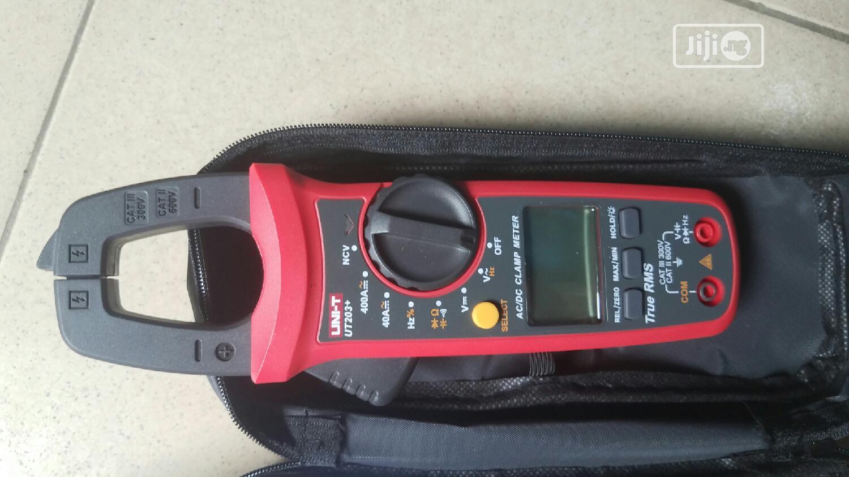 Digital Ac/Dc Clamp Meter