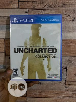 Uncharted: Nathan Drake Collection | Video Games for sale in Lagos State, Ajah
