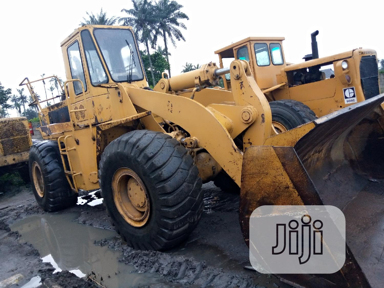 Archive: Liuyong 966C China Wheeloader