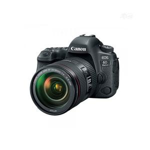 Canon DSLR Camera EOS 6D Mark Ii Ef 24-105 IS STM | Photo & Video Cameras for sale in Abuja (FCT) State, Wuse