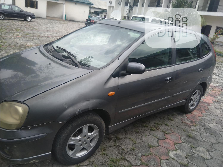 Archive: Nissan Almera 2004 Tino Gray