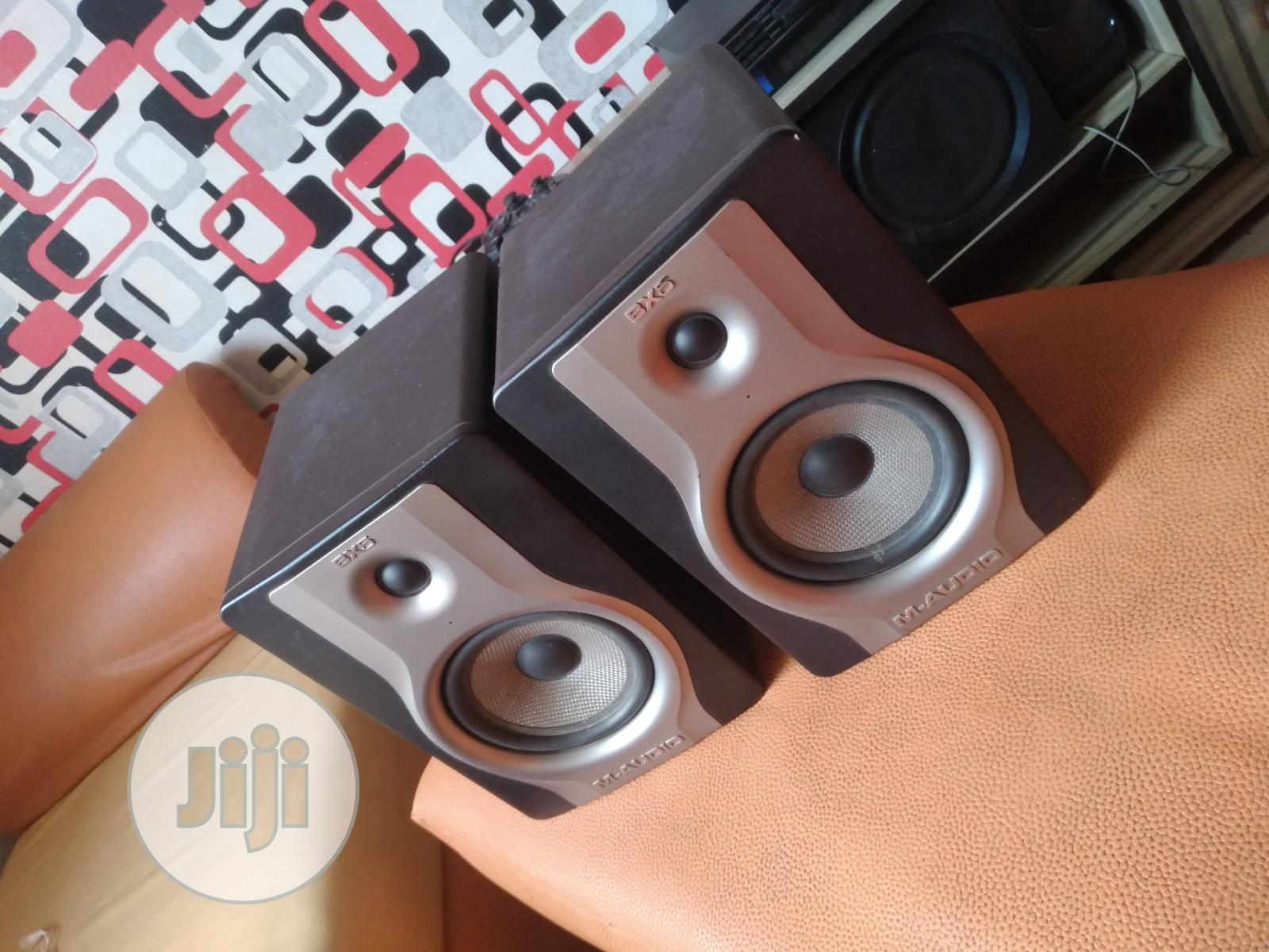 Archive: Maudio BX5 Studio Monitor Speakers