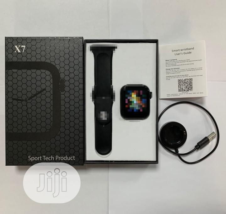 X7 Sport Tech Product Smart Watch | Smart Watches & Trackers for sale in Ikeja, Lagos State, Nigeria