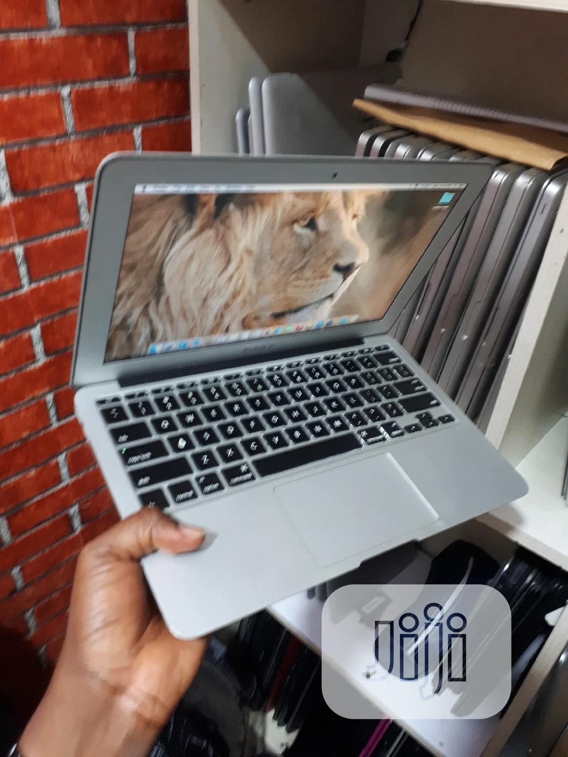 Laptop Apple MacBook Air 8GB Intel Core I7 SSD 256GB | Laptops & Computers for sale in Ikeja, Lagos State, Nigeria